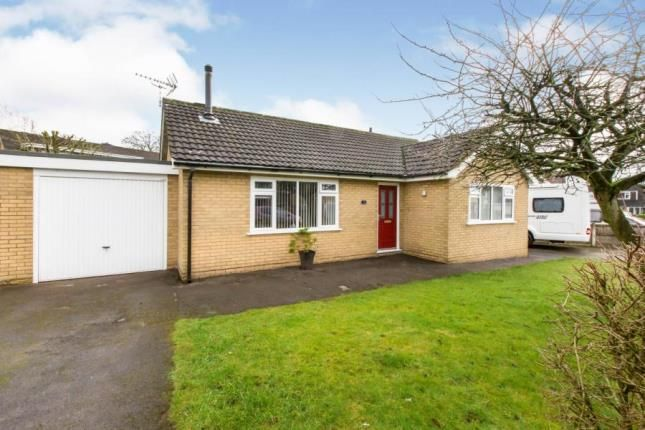 Thumbnail Bungalow for sale in Windsor Drive, Alsager, Stoke-On-Trent, Cheshire