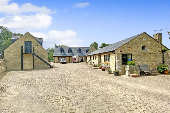 Thumbnail Detached house for sale in Bourton, Swindon