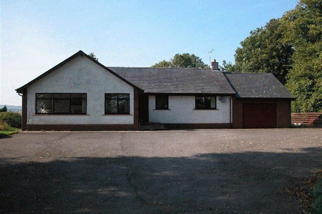Detached bungalow for sale in Crocketford, Dumfries