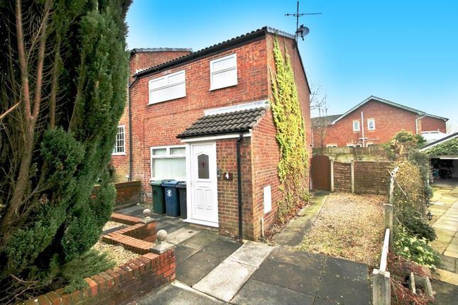 Thumbnail Semi-detached house for sale in Kingfisher Park, Skelmersdale