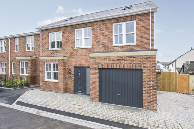 Thumbnail Detached house for sale in Chalice Close, Ashley Cross, Poole