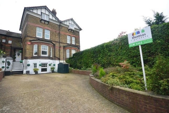 Thumbnail Semi-detached house for sale in Frith Road, Dover