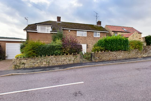 4 bed detached house for sale in Windyfields Road, Holymoorside, Chesterfield S42