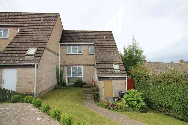 Thumbnail Semi-detached house for sale in Higher Mead, Ilminster