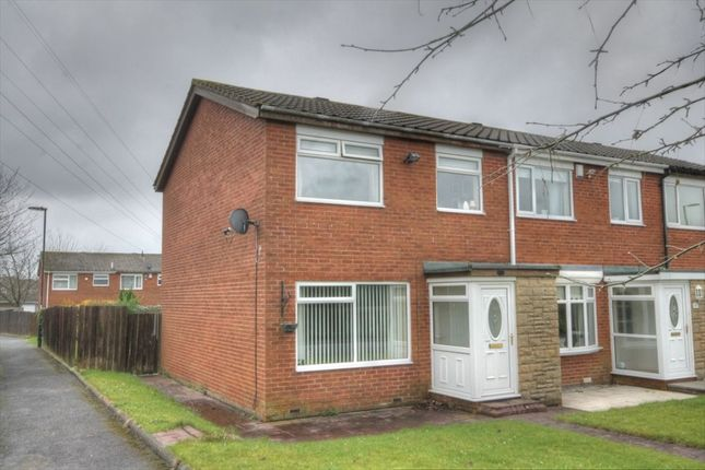 Thumbnail Terraced house for sale in North Walbottle Road, Chapel Park, Newcastle Upon Tyne