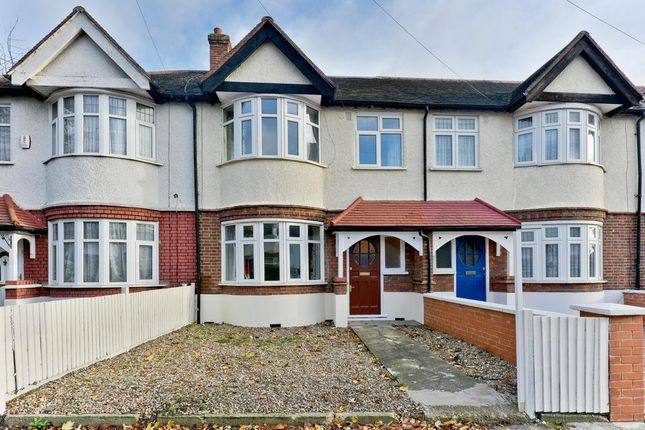 Thumbnail Terraced house for sale in Edenvale Road, Mitcham