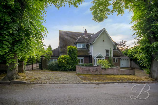 Thumbnail Detached house for sale in Victoria Crescent, Mapperley Park, Nottingham