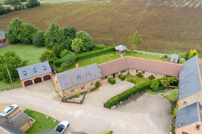 Thumbnail Barn conversion for sale in Hereford Court, Preston Deanery, Northampton, Northamptonshire