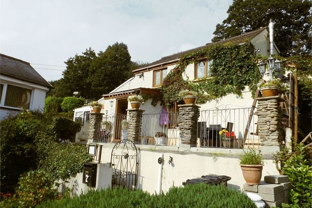 Thumbnail Detached house for sale in The Uplands, Pontrhydyfen, Port Talbot, West Glamorgan