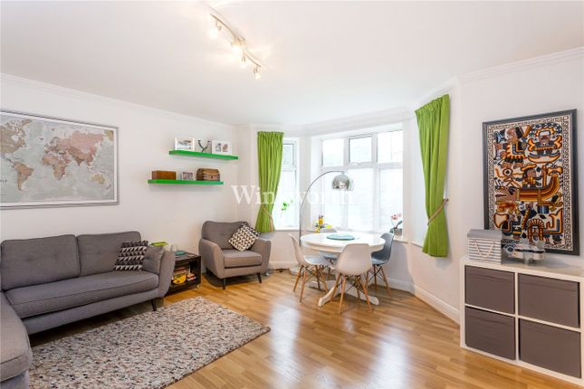 Thumbnail Flat for sale in Old Park House, Old Park Road, London