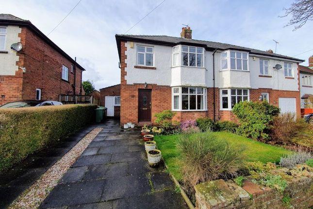 Thumbnail Semi-detached house for sale in Croft Road, Carlisle