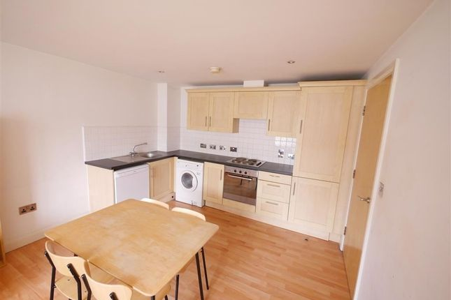 Thumbnail Flat to rent in Rampart Road, Hyde Park, Leeds