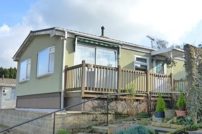 Thumbnail Mobile/park home for sale in Pippin Close, Orchard View Park, Herstmonceux, Hailsham