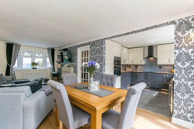 Thumbnail End terrace house for sale in Ashburnham Road, Furnace Green, Crawley