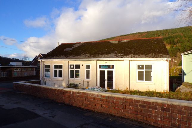 Thumbnail Detached bungalow for sale in School Street, Pontrhydyfen, Port Talbot