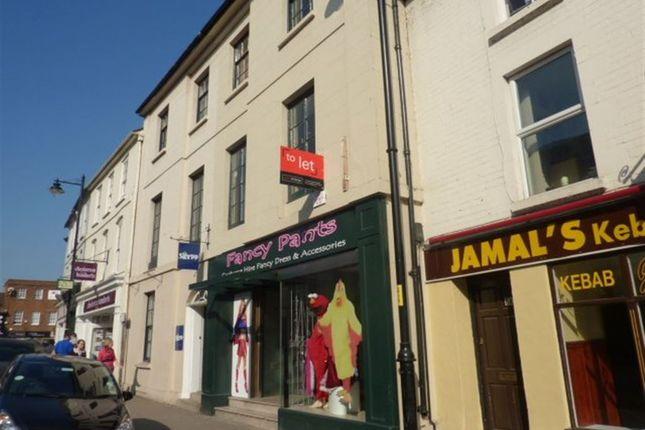 Thumbnail Flat to rent in Bridge Street, Hereford