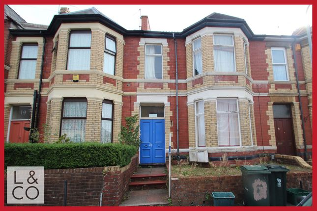 Thumbnail Flat to rent in Ombersley Road, Newport
