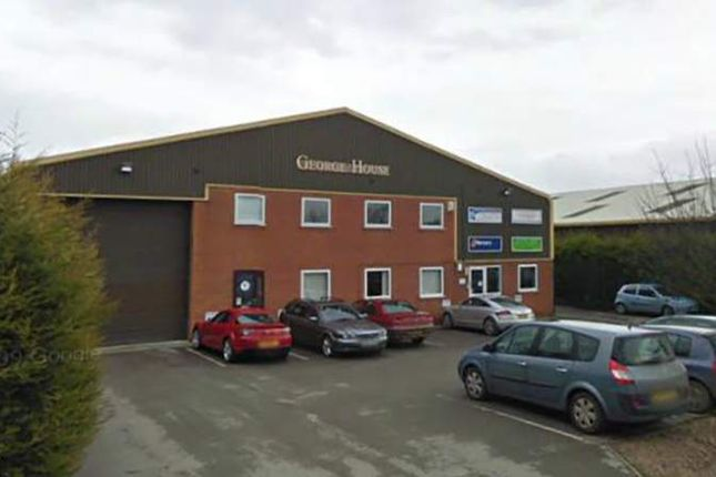 Thumbnail Commercial property to let in George House, York Rd Ind Est, Malton, North Yorks
