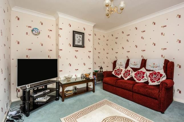 Lounge of Woodlands Rise, Swanley, Kent, . BR8