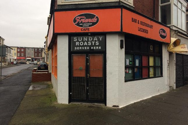 Restaurant/cafe for sale in Central Drive, Blackpool