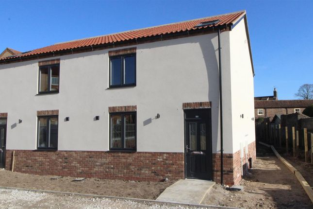 Thumbnail Semi-detached house for sale in Plot 4, Appleton Mews, Riverhead, Driffield