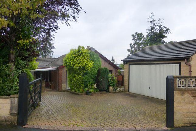 Thumbnail Detached bungalow for sale in Moor Lane, Highburton, Huddersfield