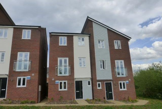 Thumbnail Property to rent in Waterside Road, Wellingborough