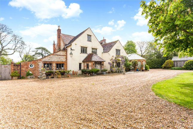 Thumbnail Detached house to rent in Grateley, Hampshire