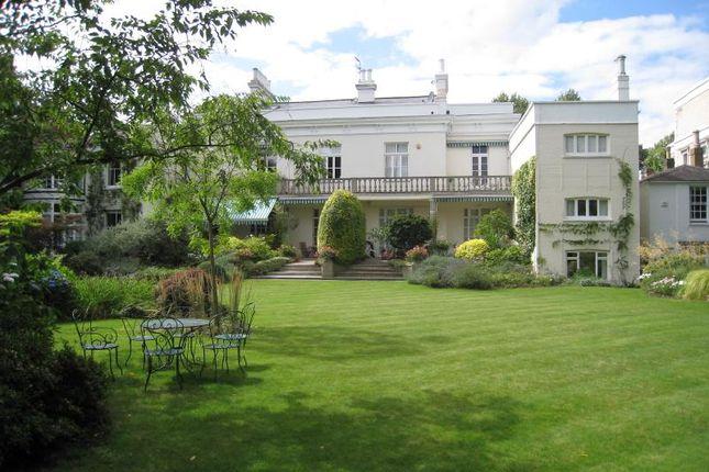 Thumbnail Flat to rent in Wimbledon Park Side, London