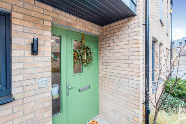 3 bed town house for sale in Lawrie Reilly Place, Edinburgh EH7