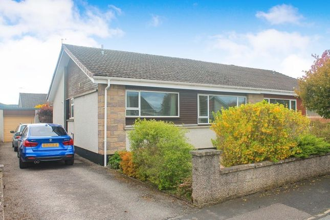 Thumbnail Semi-detached bungalow to rent in Darris Road, Inverness