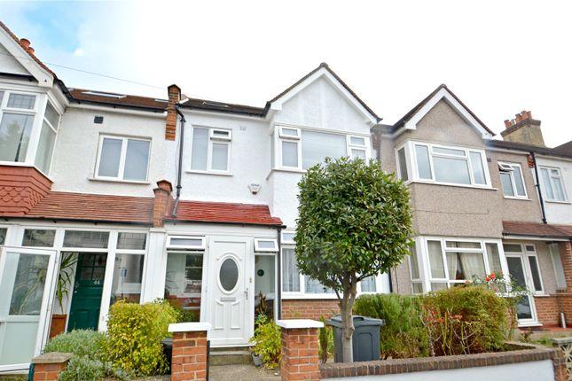 Thumbnail Terraced house for sale in Blackhorse Lane, Addiscombe, Croydon