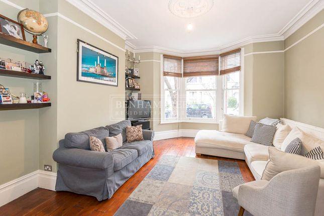 Thumbnail Flat to rent in Grafton Road, Acton