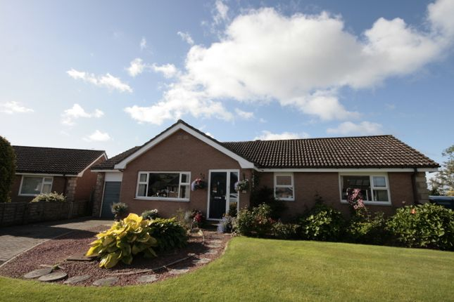 3 bed detached bungalow for sale in Wreigh Burn Fields, Thropton, Morpeth NE65