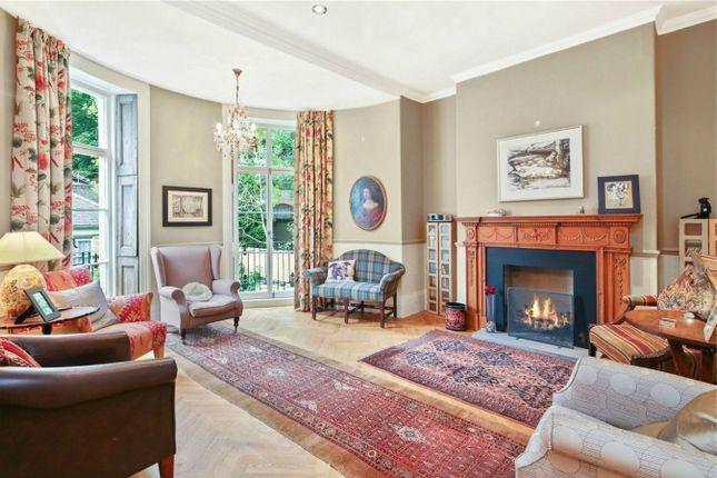 Thumbnail End terrace house for sale in Rowley Cottages, Addison Bridge Place, London