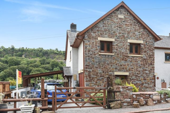 Thumbnail Semi-detached house for sale in Clydach (North), Abergavenny NP7,