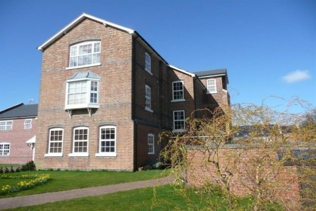 Thumbnail Flat to rent in The Old Courtyard, Alderman Way, Weston Under Wetherley, Leamington Spa