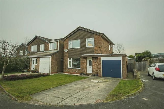 Thumbnail Detached house for sale in Camms View, Helmshore, Lancashire