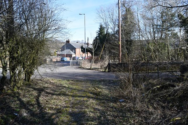 Thumbnail Land for sale in Newton Street, Catrine, East Ayrshire