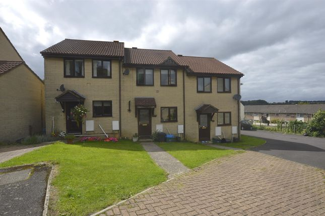Thumbnail Terraced house to rent in St. Marys Rise, Writhlington