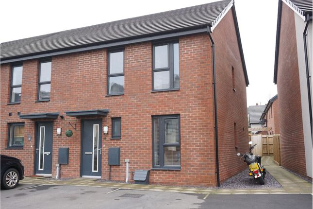 3 bed semi-detached house for sale in Rhodfa Cambo, Barry CF62