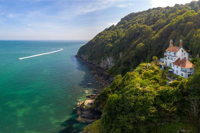 Thumbnail Semi-detached house for sale in Sharpitor, Salcombe, Devon