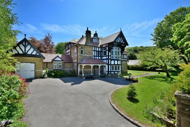 Thumbnail Detached house for sale in Temple Road, Buxton, Derbyshire