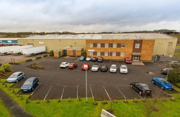 Thumbnail Industrial to let in Units 8 & 9, Stafford Park 12, Telford, Shropshire