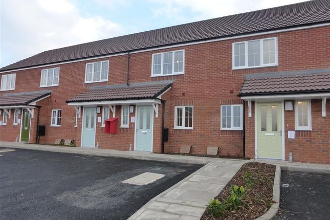 Thumbnail Terraced house to rent in Equestrian Grove, Walsall