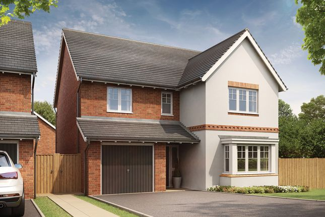 "Thumbnail Property for sale in ""The Avon"" at St. James Close, Bartestree, Hereford"