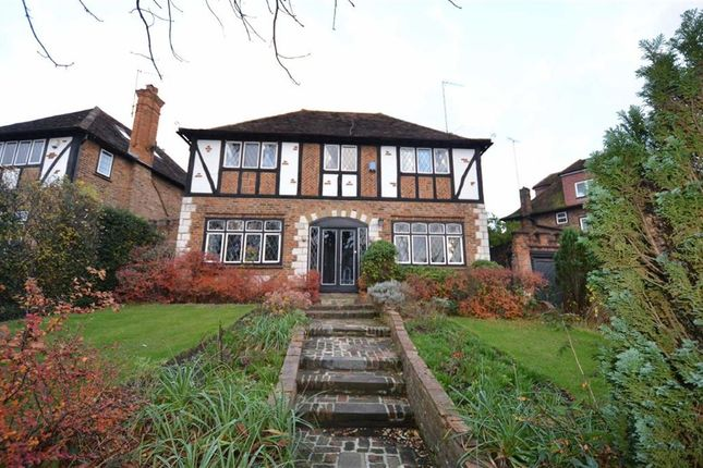 Thumbnail Property for sale in The Garth, Holden Road, London
