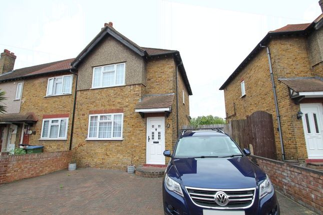 2 bed end terrace house for sale in Paston Crescent, London