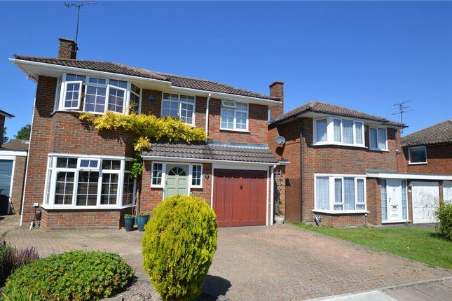 Thumbnail Detached house for sale in Ennerdale Avenue, Dunstable, Bedfordshire