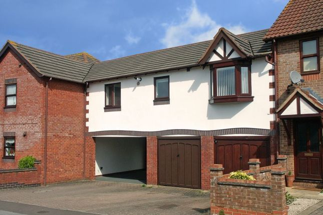 Thumbnail End terrace house to rent in Wilton Way, Exeter